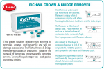 Richwil Crown and Bridge Remover - Almore