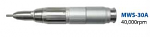 Straight Handpieces for Midwest Type Airmotor - Nakamura