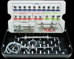 Aqua TOCA  Implant Surgical Kit (Surgident)