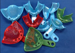 Resin Double Coated - Metal Impression Trays - Meta