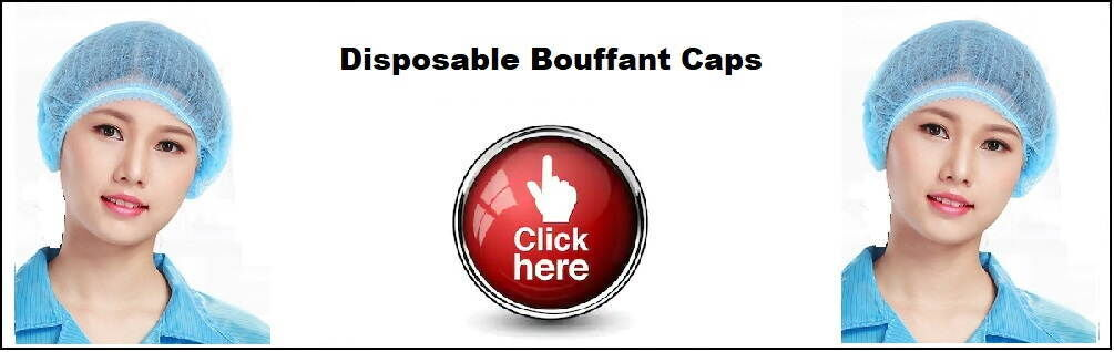 Bouffant Caps