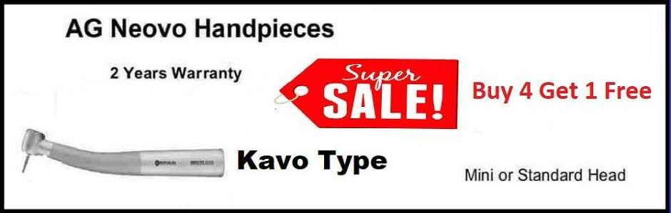 Kavo Type Handpiece