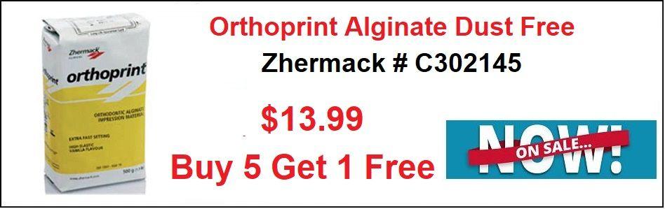 Orthoprint Alginate