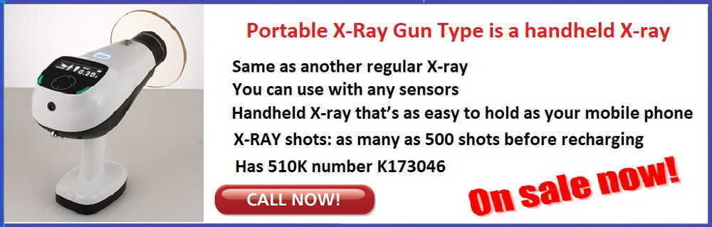 Portable X-Ray Gun Type