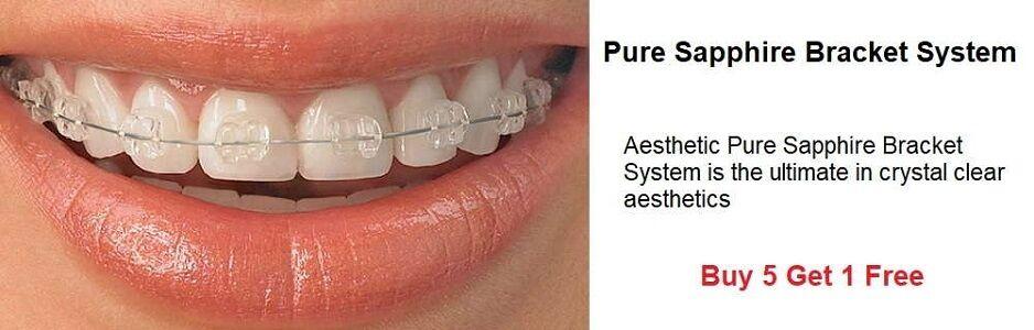 Pure Sapphire Bracket System