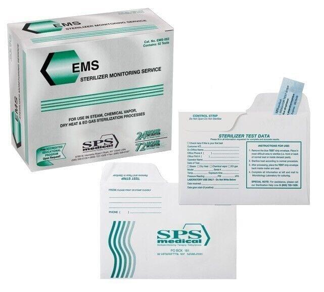 EMS Sterilizer Monitoring Service (SPS Medical)