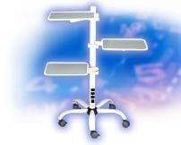 Multi-Tier Adjustable Tray Stand - Dentamerica
