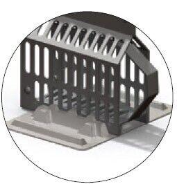 Instrument Base Rack - Dentsply Sirona
