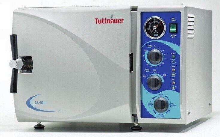Autoclave, Sterilizer Unit (Tuttnauer 2340M)