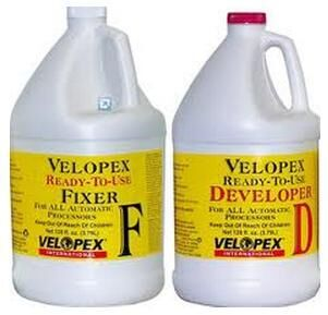 Automatic Developer & Fixer - Velopex