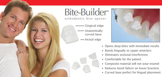 Bite Builder Orthodontic Bite Opener - Ortho Technology