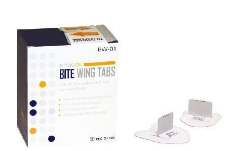 Bite Wing Tabs - Pac-Dent