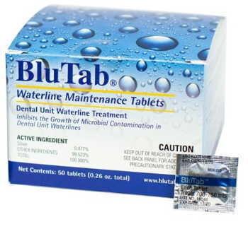 BluTab Waterline Maintenance