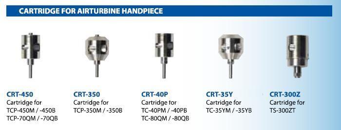 Cartridge - Turbine for Handpiece - ND