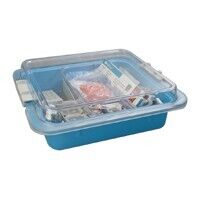 Complete Tub with Locking Cover - Zirc