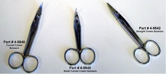 Crown Scissors - DSC