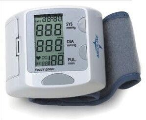 Digital Wrist Blood Pressure Monitor (Medline)