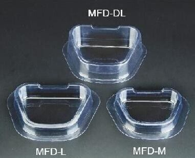 Disposable Model Base Formers (Plasdent)