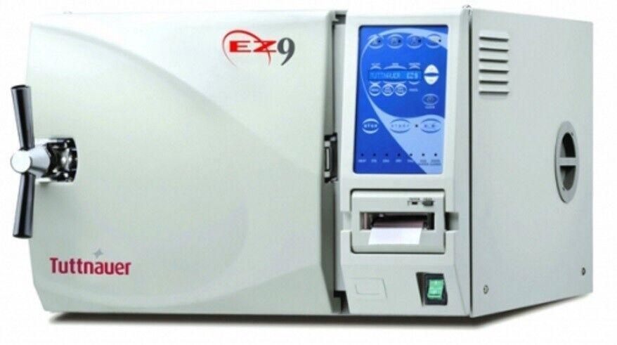 EZ 9 Automatic Autoclave -Sterilizer (Tuttnauer)