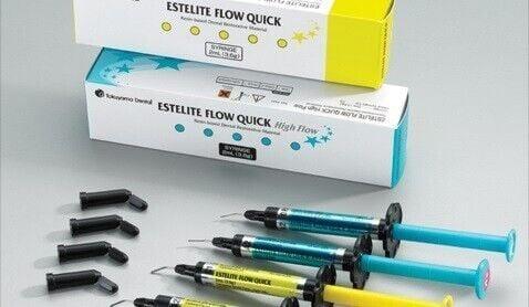 Estelite Flow Quick Syringe (Tokuyama)