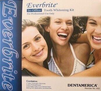 Everbrite In-Office Tooth Whitening - Dentamerica