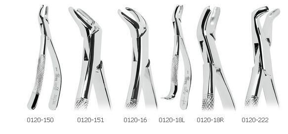 Extracting Forceps - American Pattern - ASA Italy