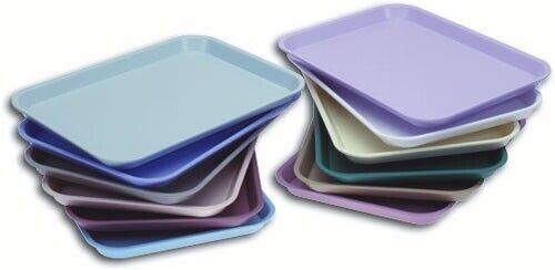 Flat Trays In Neon & Pastel Colors