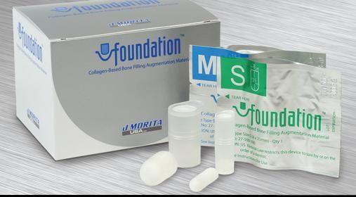 Foundation Bone Filling Material (J Morita)