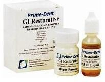 GI Restorative Radiopaque Glass Ionomer Restorative Cement (Prime Dental)