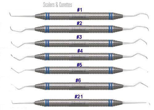 Goldman Fox Scalers - Curettes - Nordent