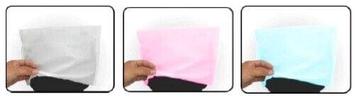Premium Head Rest Covers Tissue+Poly