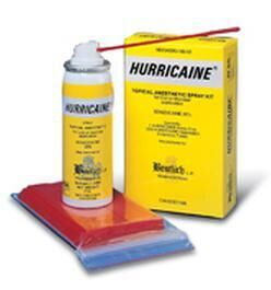 HurriCaine Spray - Beutlich