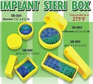 Implant Steri Box