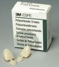 Ion Polycarbonate Temporary Crowns (3M)