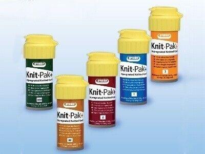 Knit-Pak Impregnated Retraction Cord (Premier)