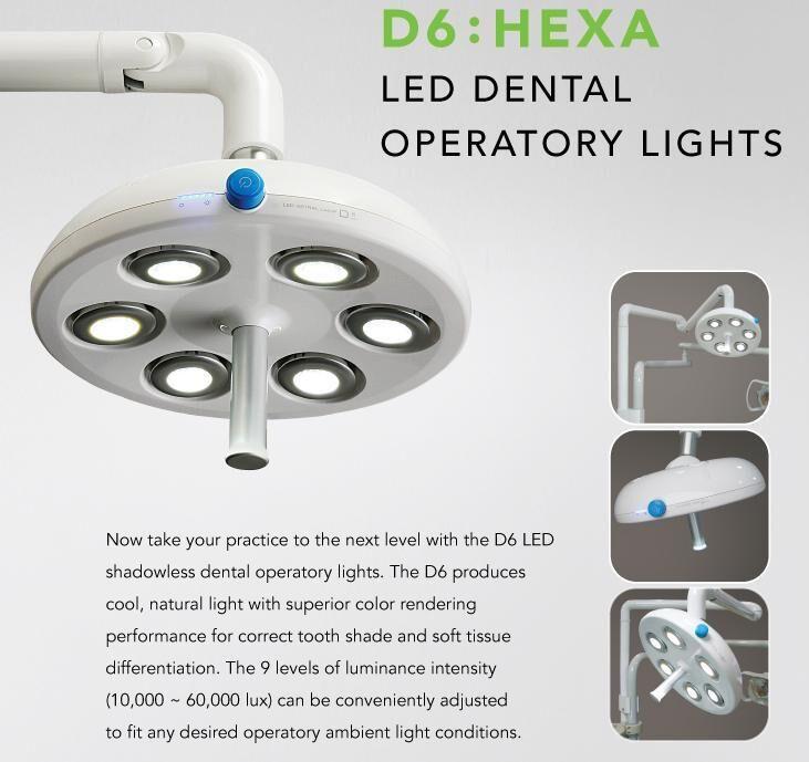LED operatory light - DentaZon