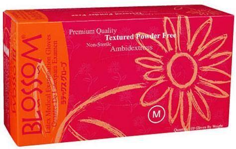 Latex Exam Gloves Powder Free (Blossom)