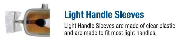 Light handle sleeves