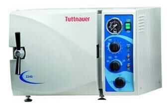 Manual Kwiklave Sterilizer (Tuttnauer 2540MK)