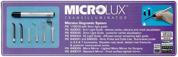 Microlux Diagnostic System - AdDent