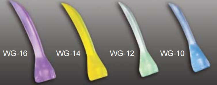Plastic Wedges