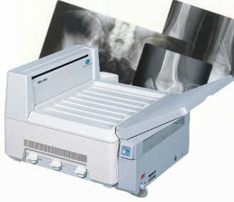 Film Processor SRX101A Tabletop - Konica Minolta