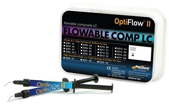OptiFlow ll  - Pac-Dent