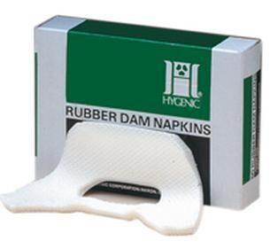 Ora-Shield Rubber Dam Napkins - Hygenic