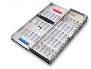 Exam Cassette with Rack PDT-5 - PDT
