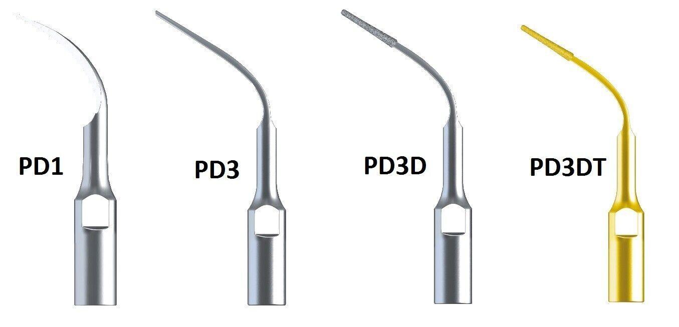 Piezo Periodontic Tips - Satelec Type