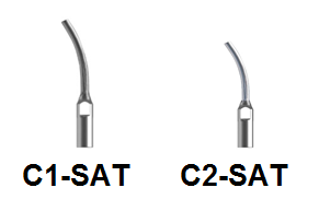 Piezo Crown Removal Scaler Tips - SATELEC, DTE & NSK (Yamm)