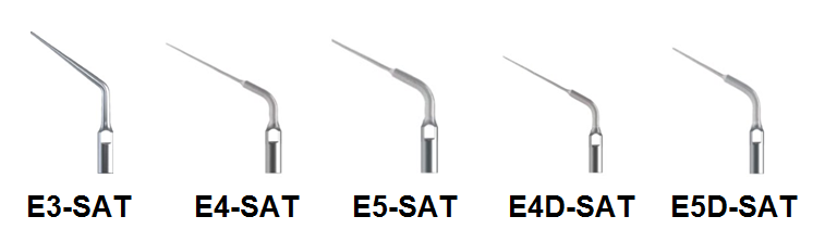 Piezo Endo Scaler Tips - SATELEC, DTE & NSK Type (Yamm)