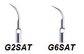 Piezo Scaling Scaler Tips - SATELEC, DTE & NSK Type (Yamm)