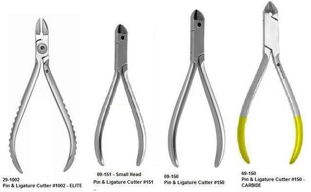 Pin and Ligature Cutter - J & J Instrument